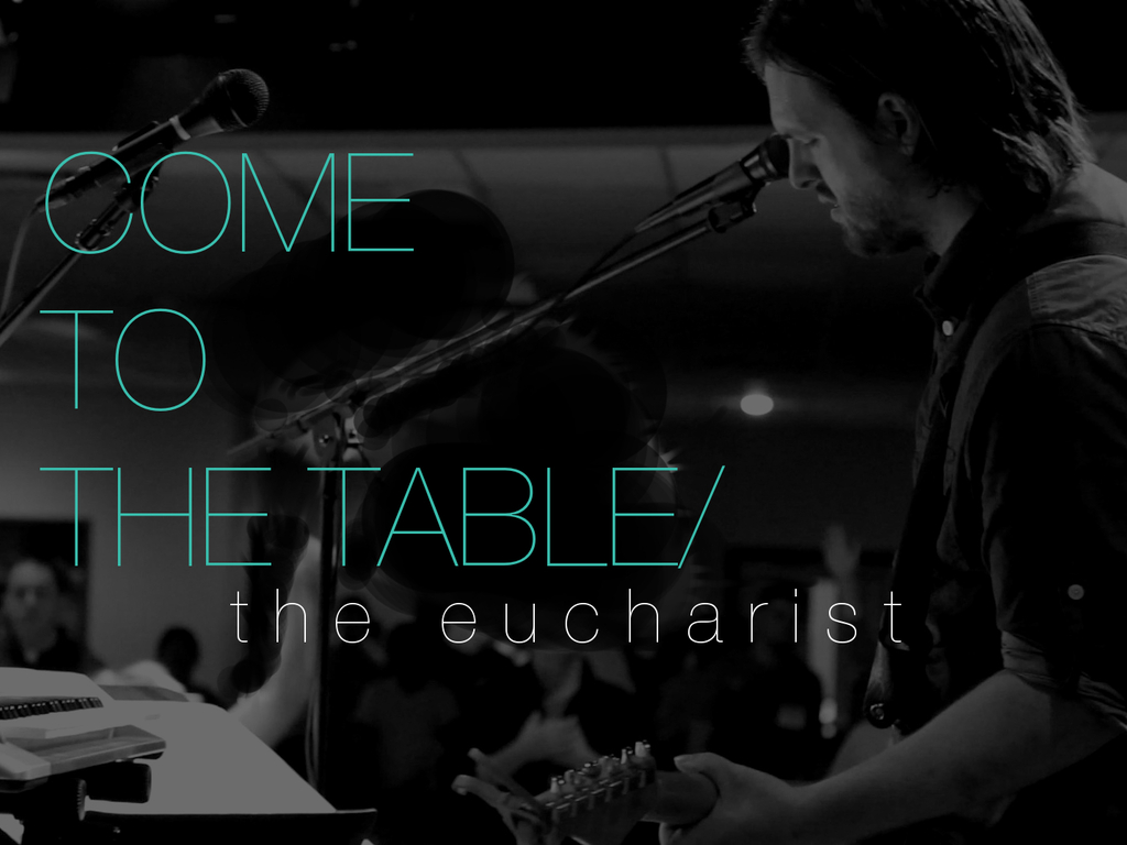 Come to the table! Help Paul Anleitner complete new album's video poster