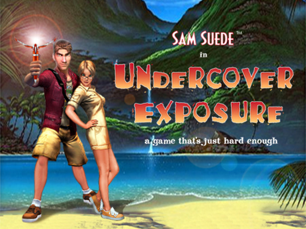Sam Suede™ in Undercover Exposure (Canceled)'s video poster