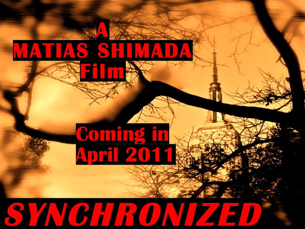 Synchronized - A Short Science Fiction Film's video poster
