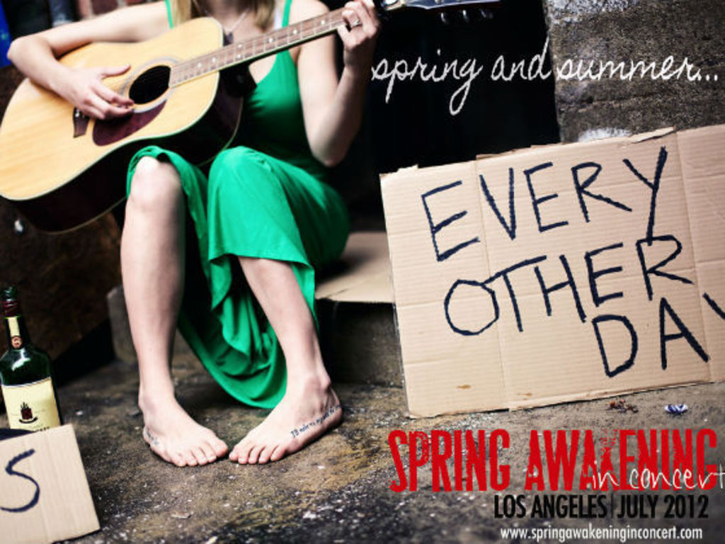 SPRING AWAKENING, in concert | LOS ANGELES's video poster