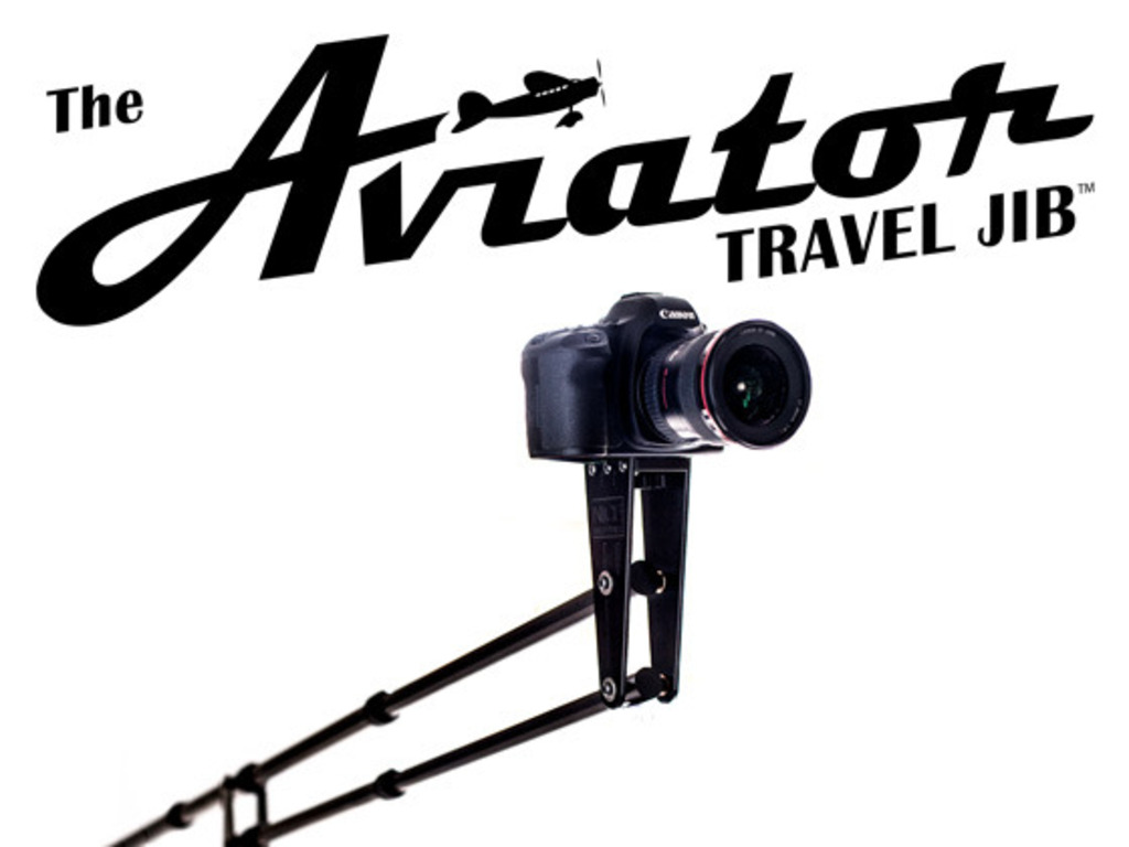 The Aviator Travel Jib's video poster