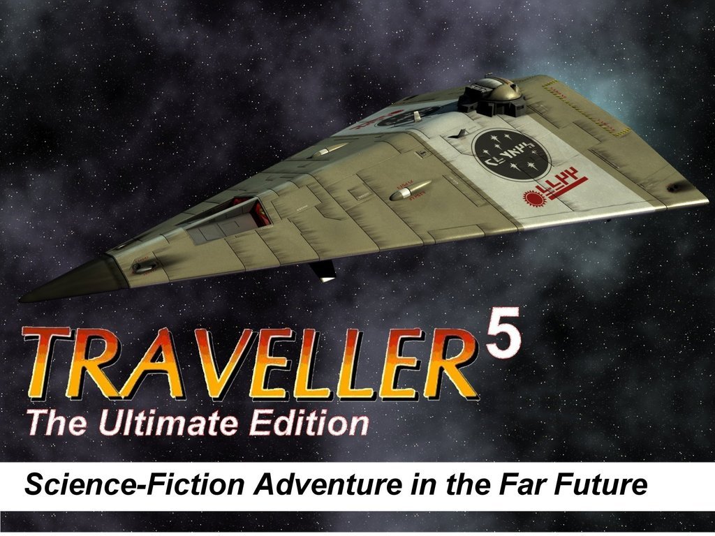 Traveller 5th Edition's video poster