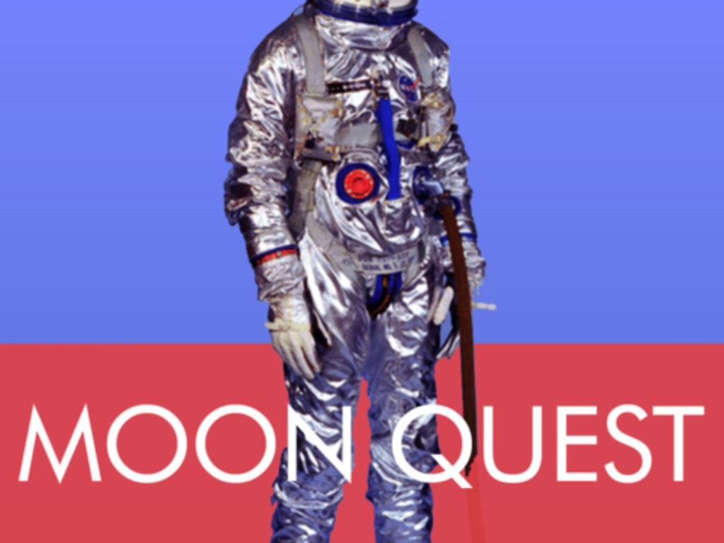 MOON QUEST - A Short Film's video poster