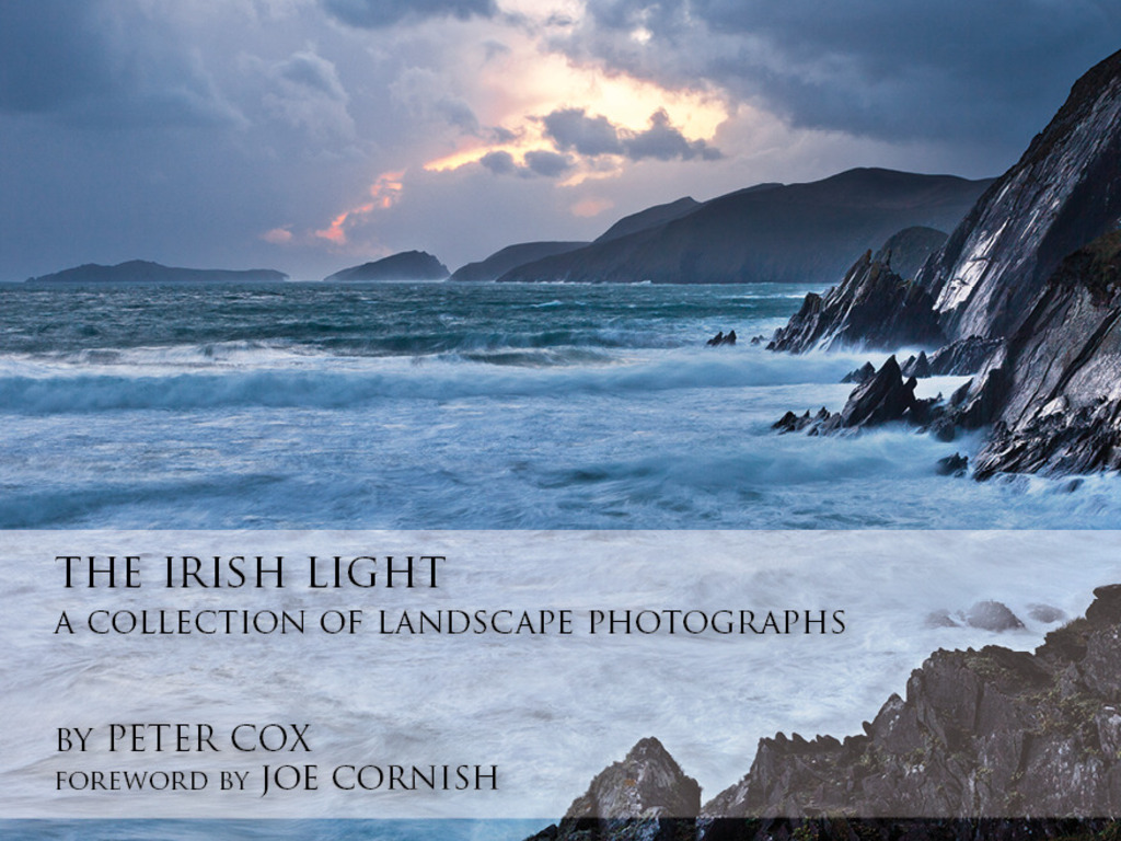 The Irish Light: A Book of Landscape Photographs's video poster