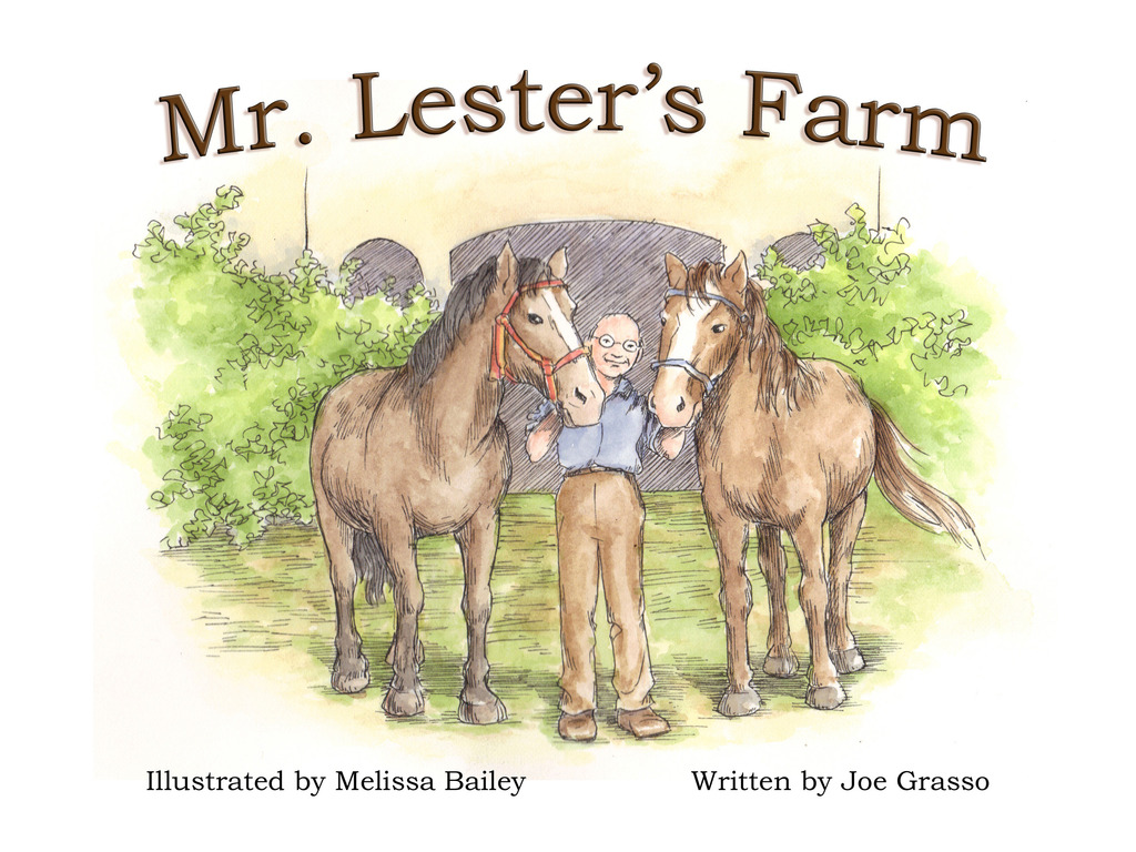 Mr. Lester's Farm. 100 yrs. of American history in 32 pgs.'s video poster