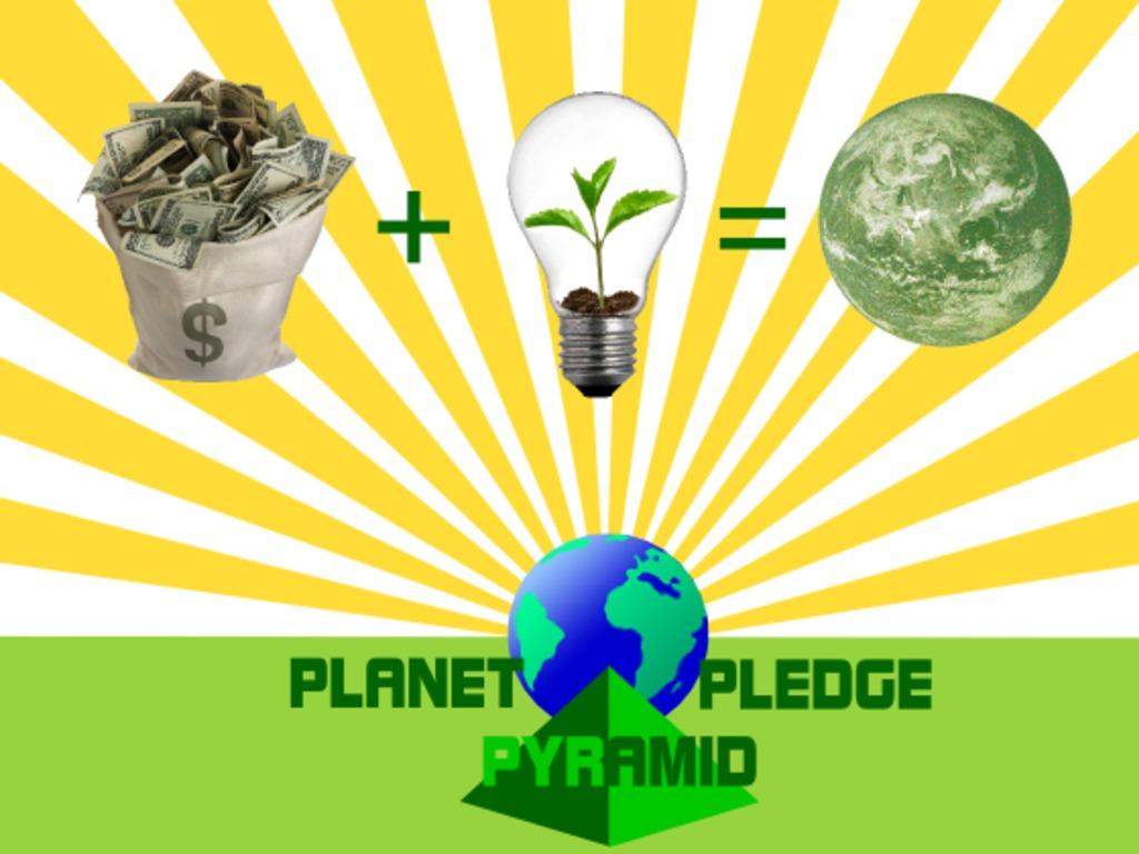 Planet Pledge Pyramid's video poster
