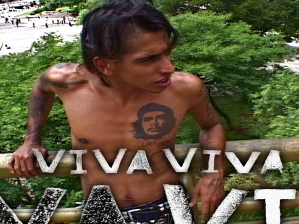 Viva Viva - A unique film on punks in São Paulo, Brazil's video poster