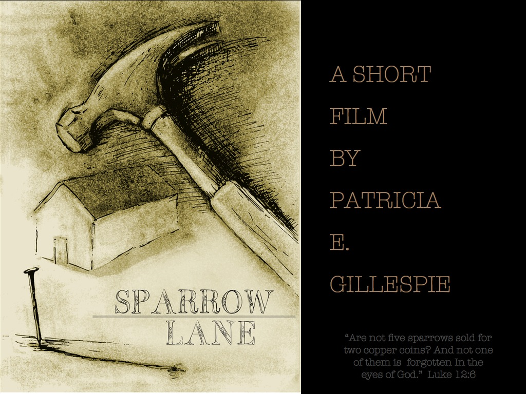 SPARROW LANE, A Working Man's Tale's video poster