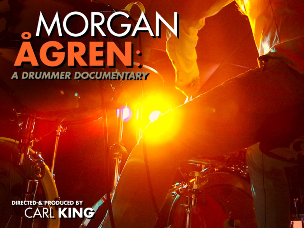 Morgan Ågren: A Drummer Documentary's video poster