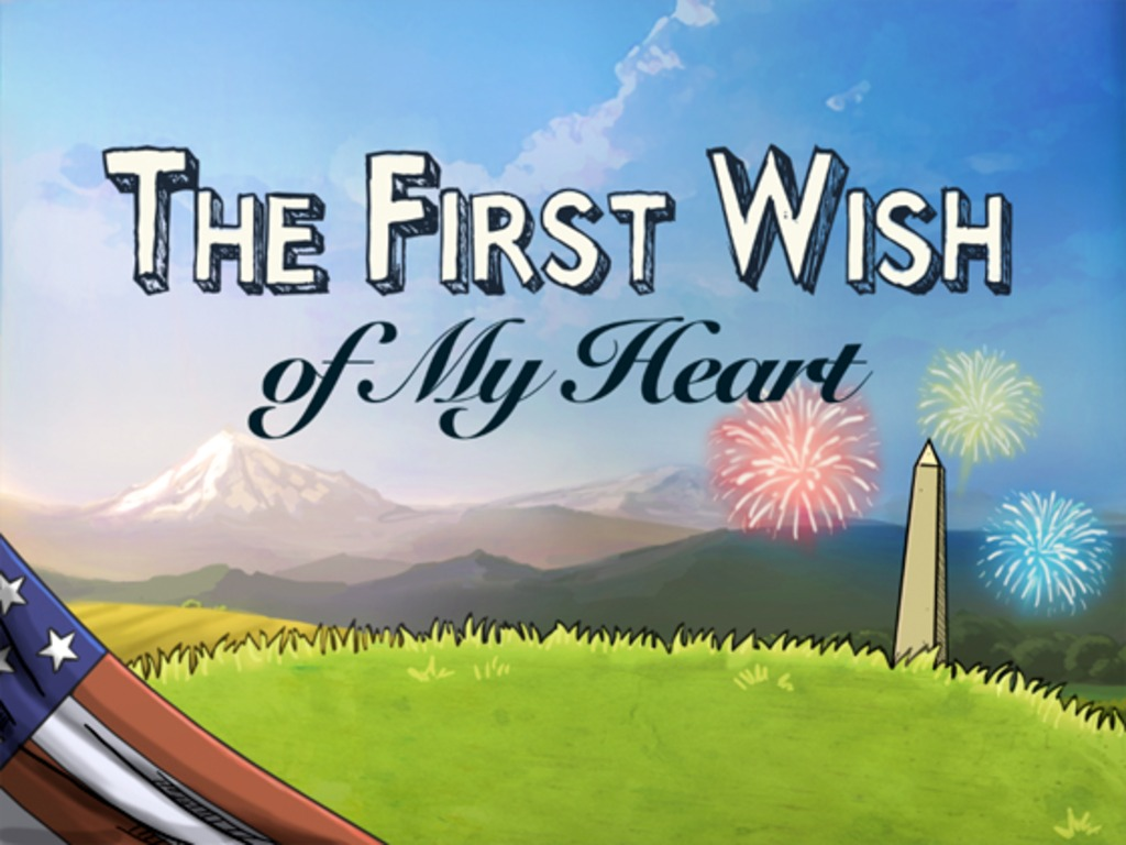 The First Wish of My Heart's video poster