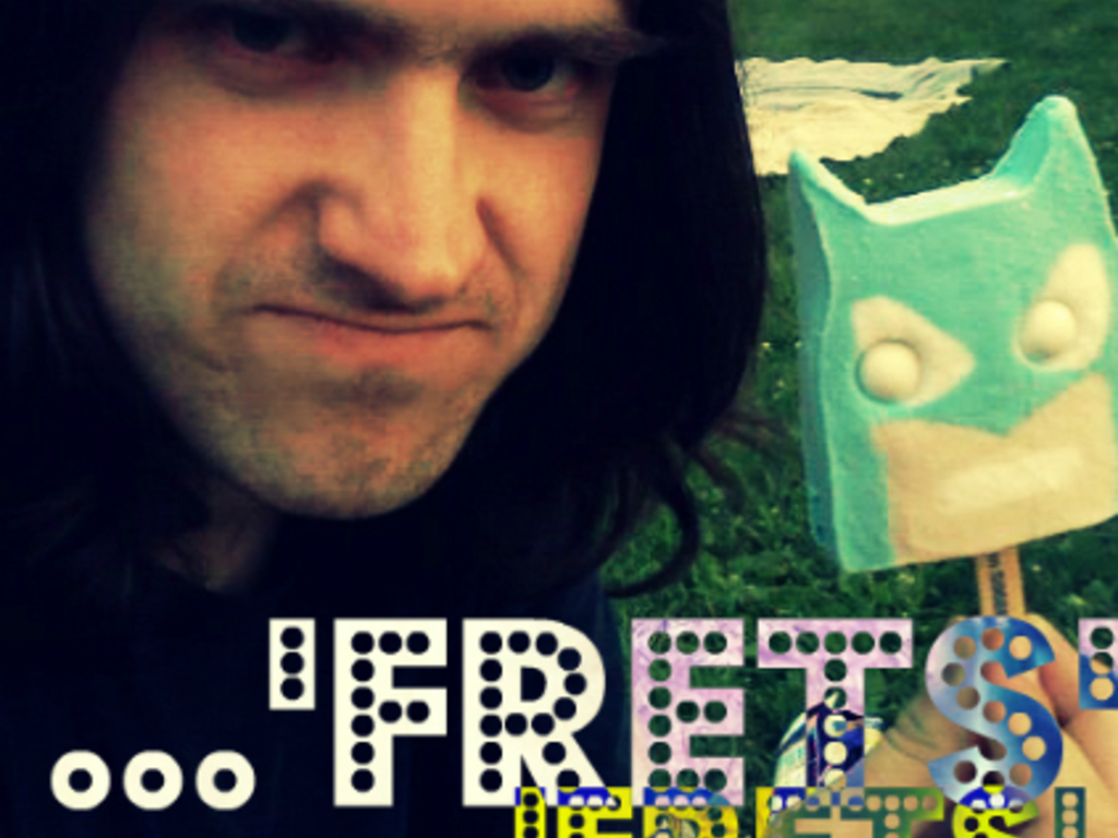 """Reade McCardell Crafts His Debut Album, """"Frets""""'s video poster"""