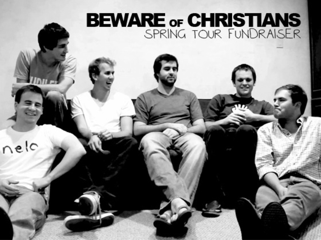 Beware of Christians 's video poster