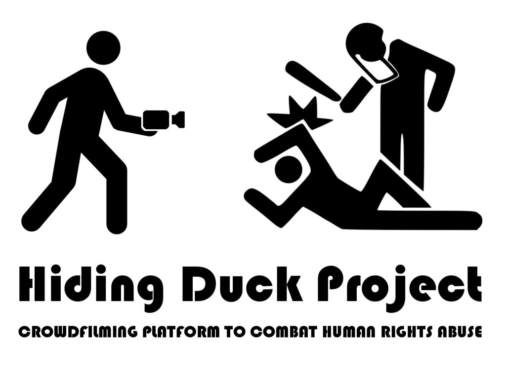 The Hiding Duck Project's video poster