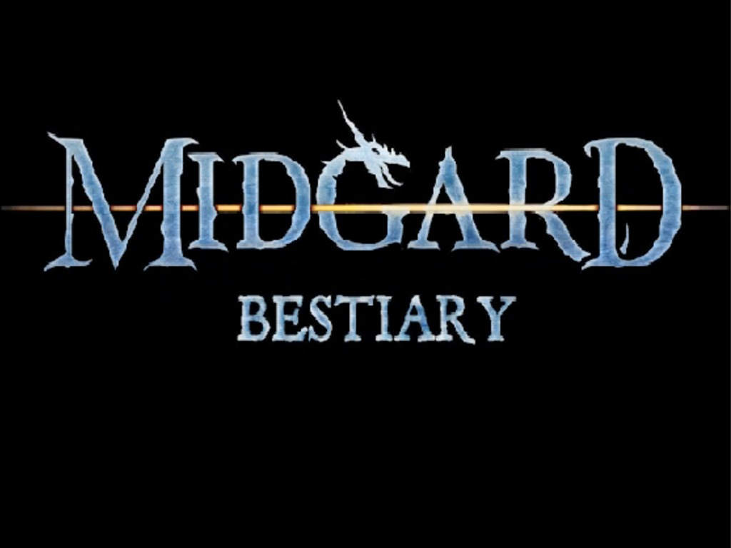 Midgard Bestiary for 4th Edition's video poster