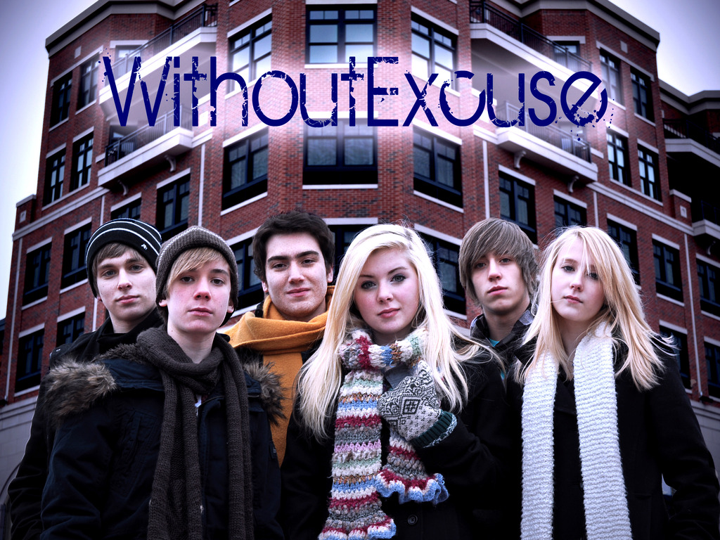 WithoutExcuse CD Project's video poster