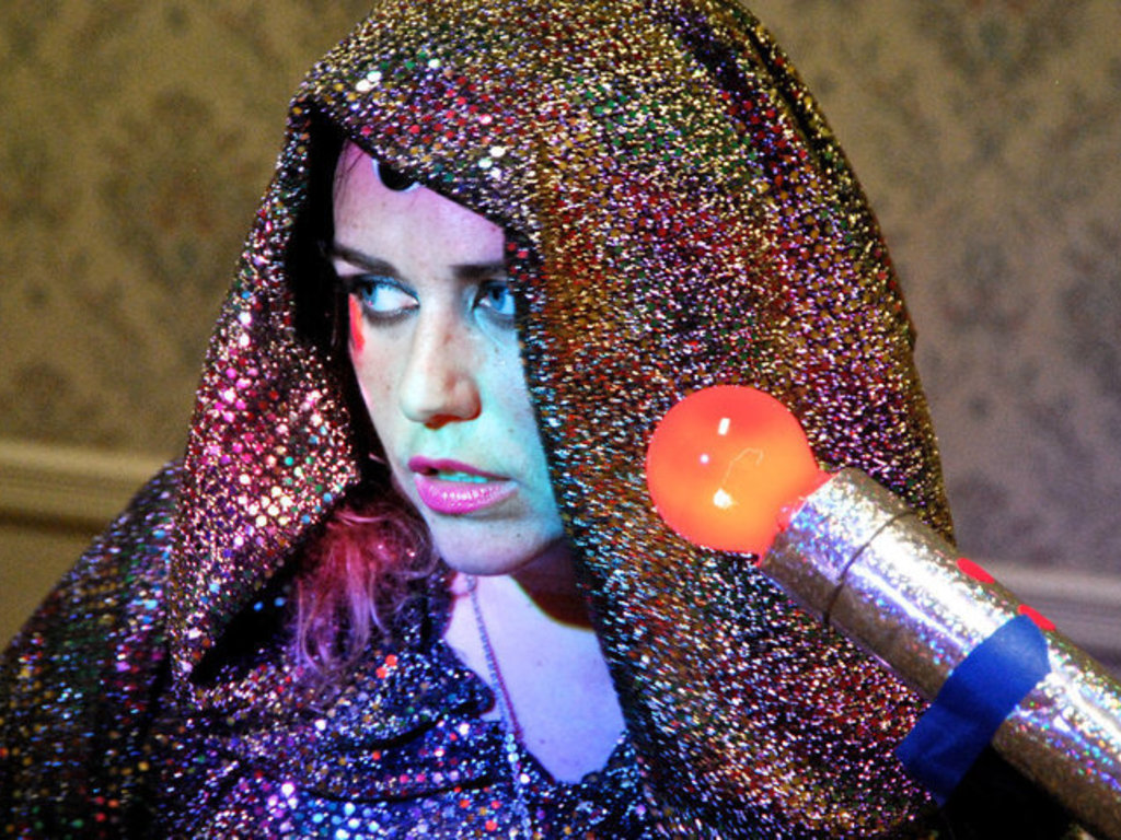 Heloise and the Savoir Faire: New Album's video poster