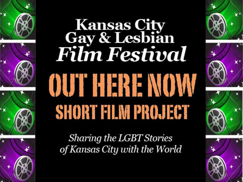 Out Here Now – The Kansas City LGBT Film Project's video poster