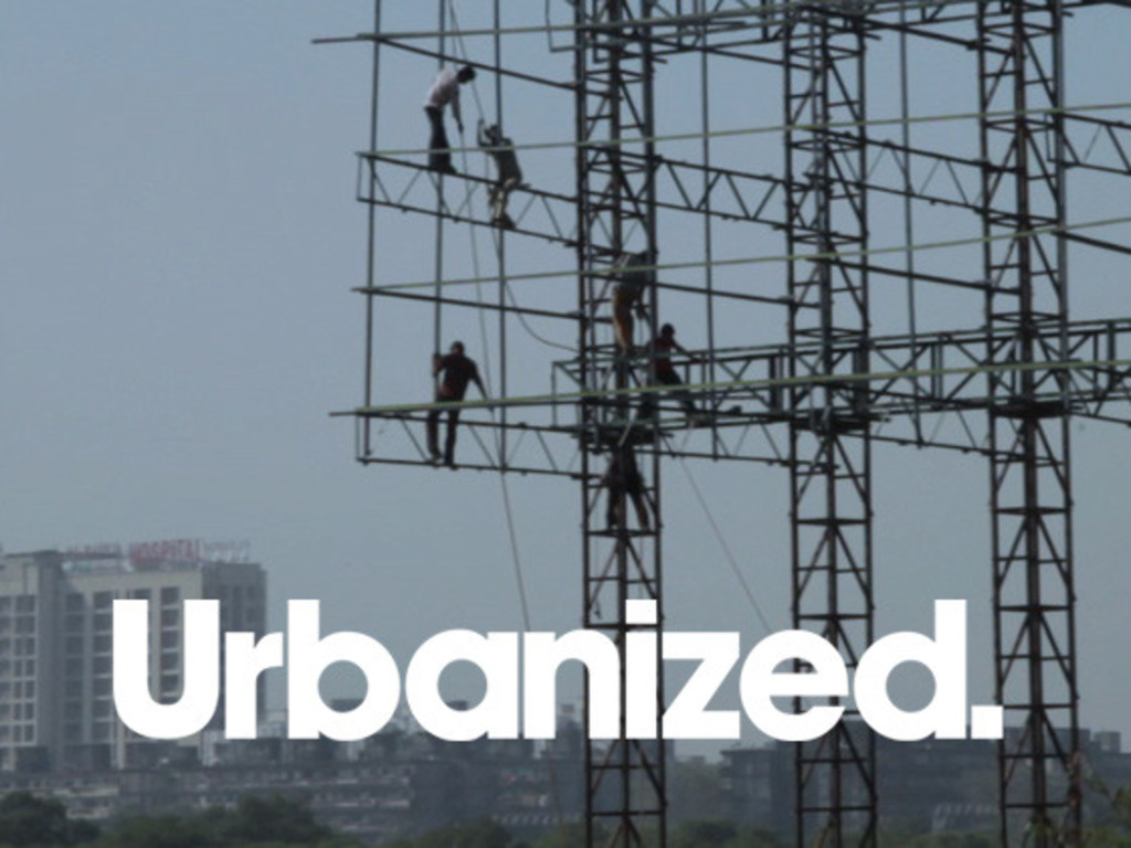 Urbanized: A Documentary Film's video poster