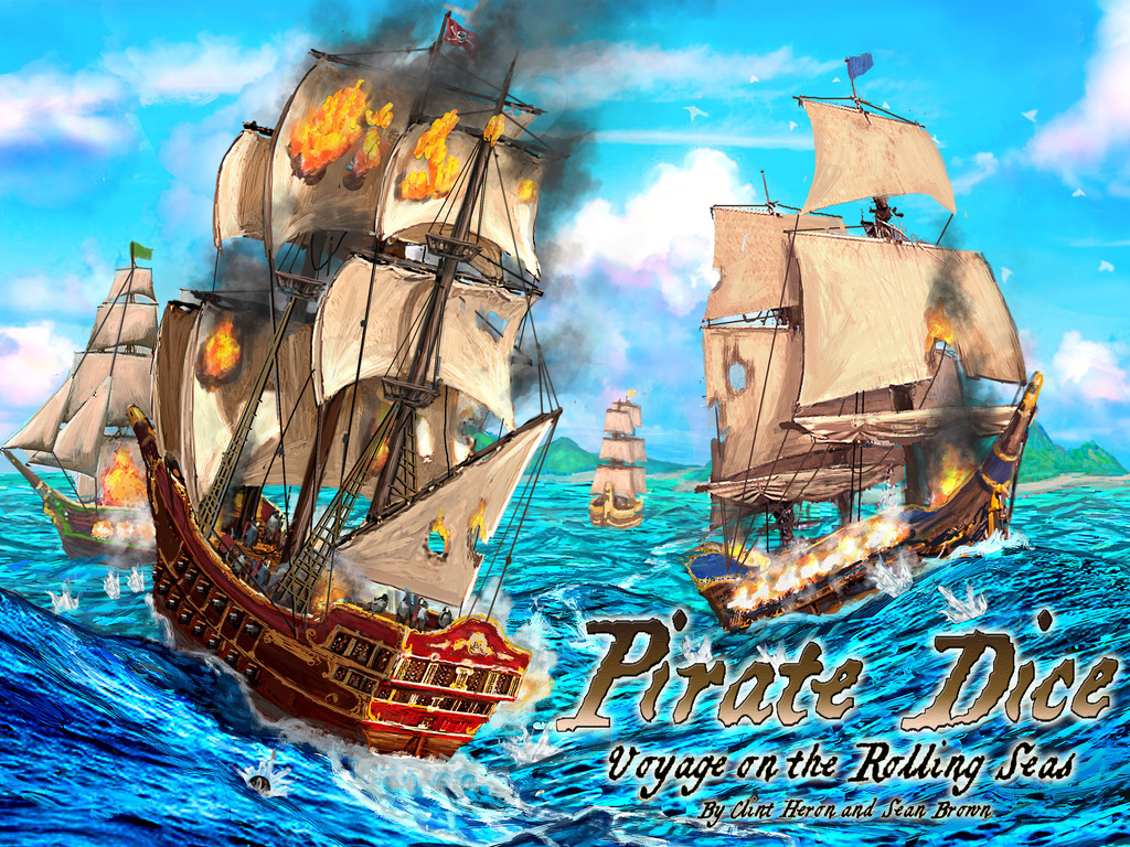 Pirate Dice:  Voyage on the Rolling Seas's video poster