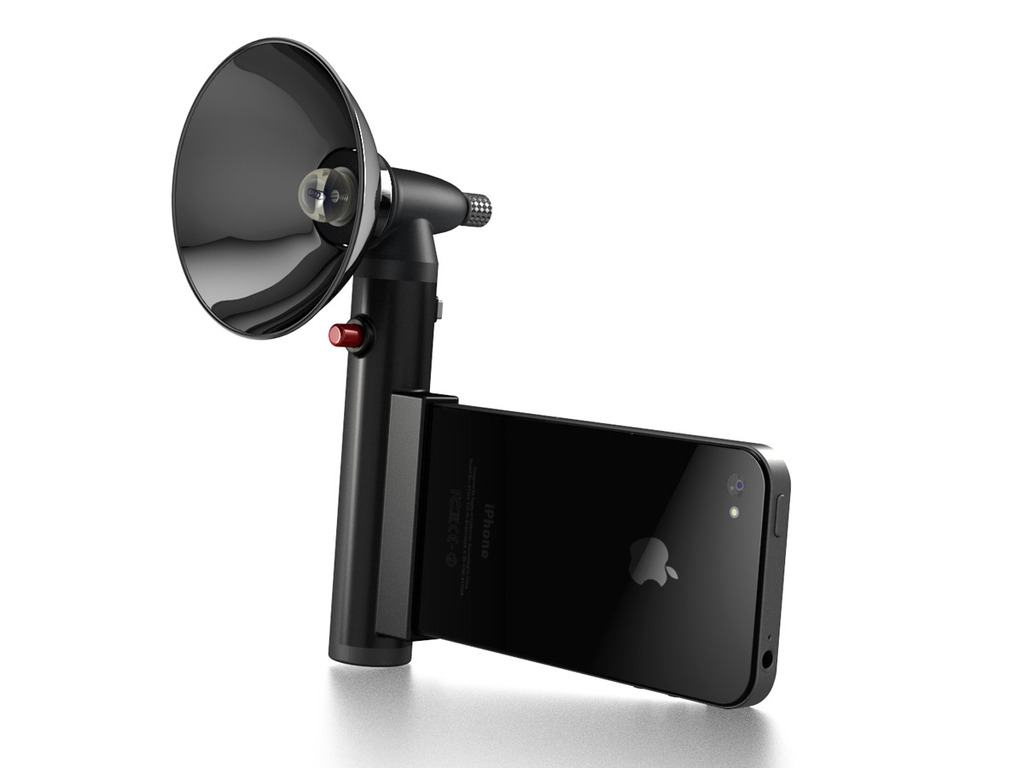 "Paparazzo Light - for the iPhone 4, 4S, and ""5""'s video poster"