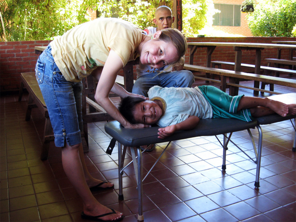 Documentary: Free Chiropractic For the Poor in Bolivia's video poster