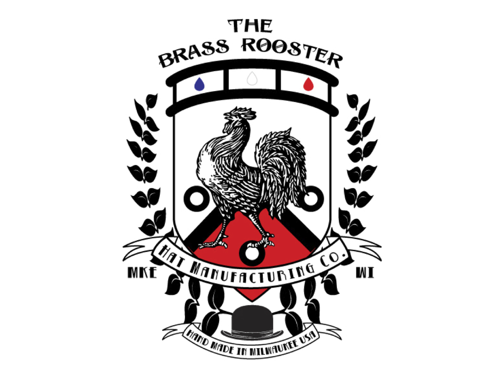 The Brass Rooster Hat Company A Mens American Made Hat Line's video poster