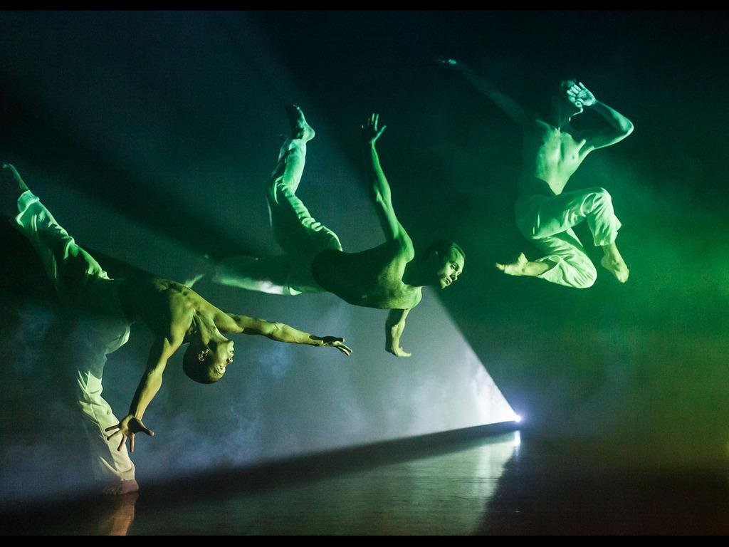 NobleMotion Dance - Spitting Ether's video poster