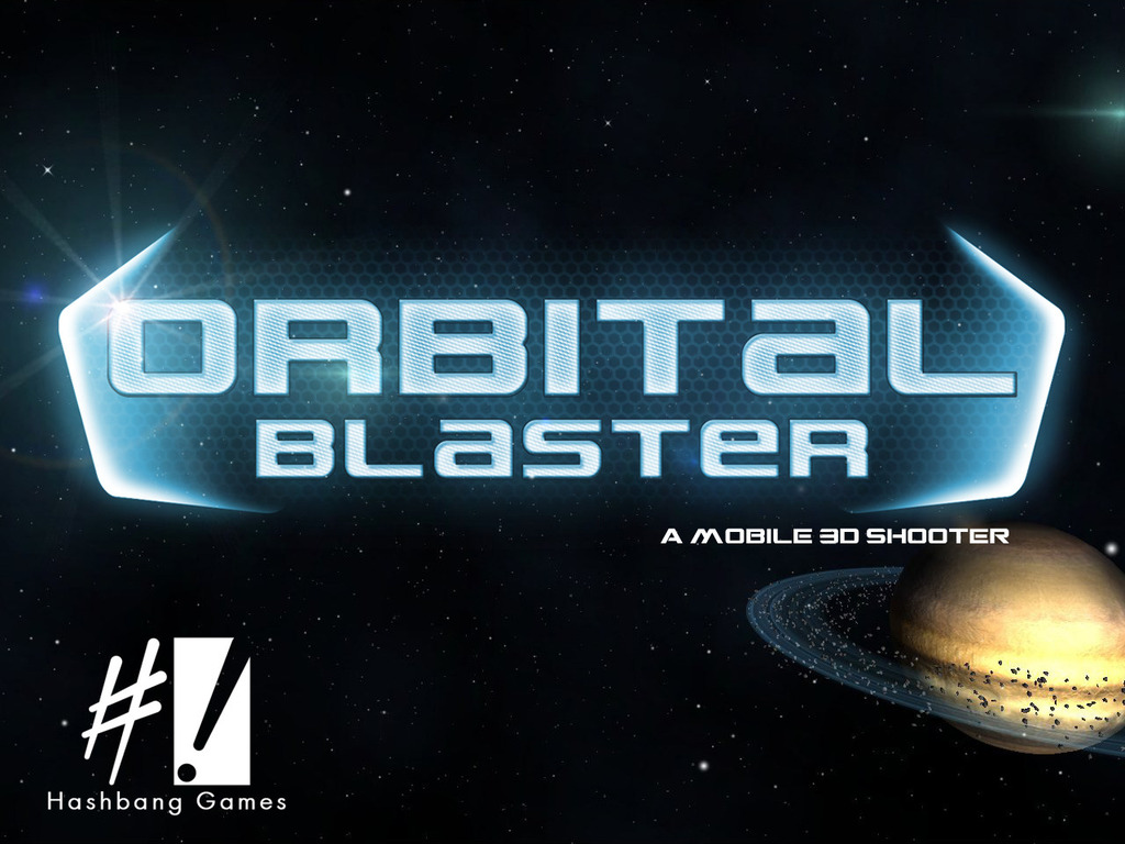 Orbital Blaster: An on-rails Shooter for iOS/Android/OUYA's video poster