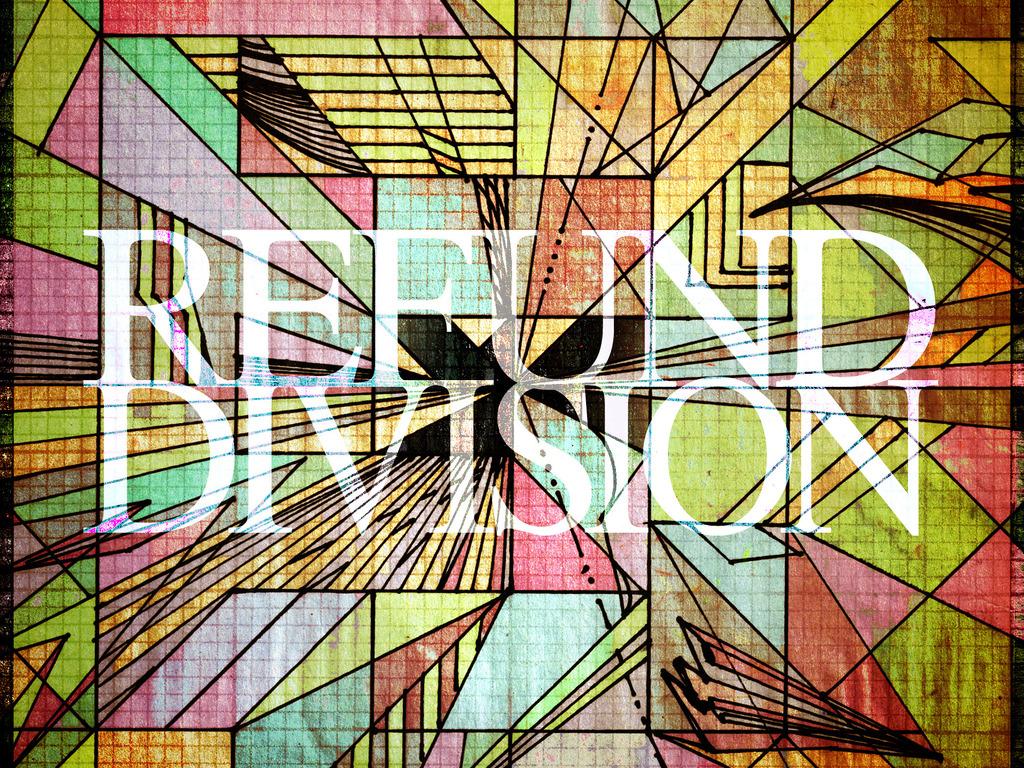 Refund Division's First Studio Album's video poster