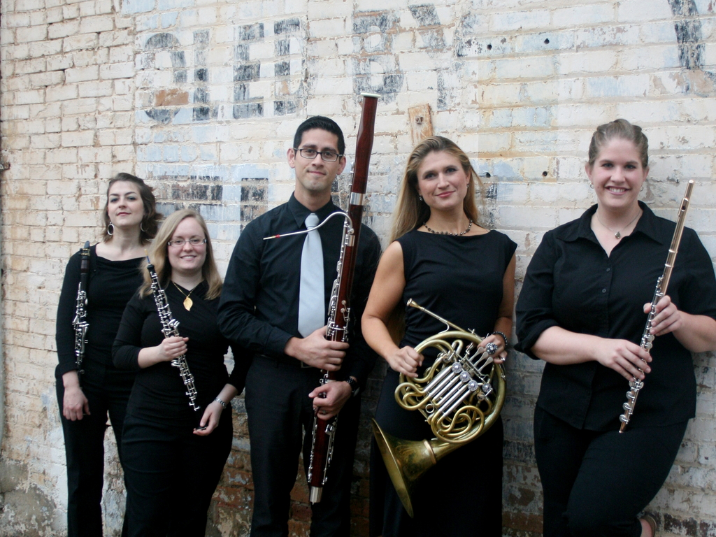 Madera Wind Quintet: Five at Play Recording Project's video poster