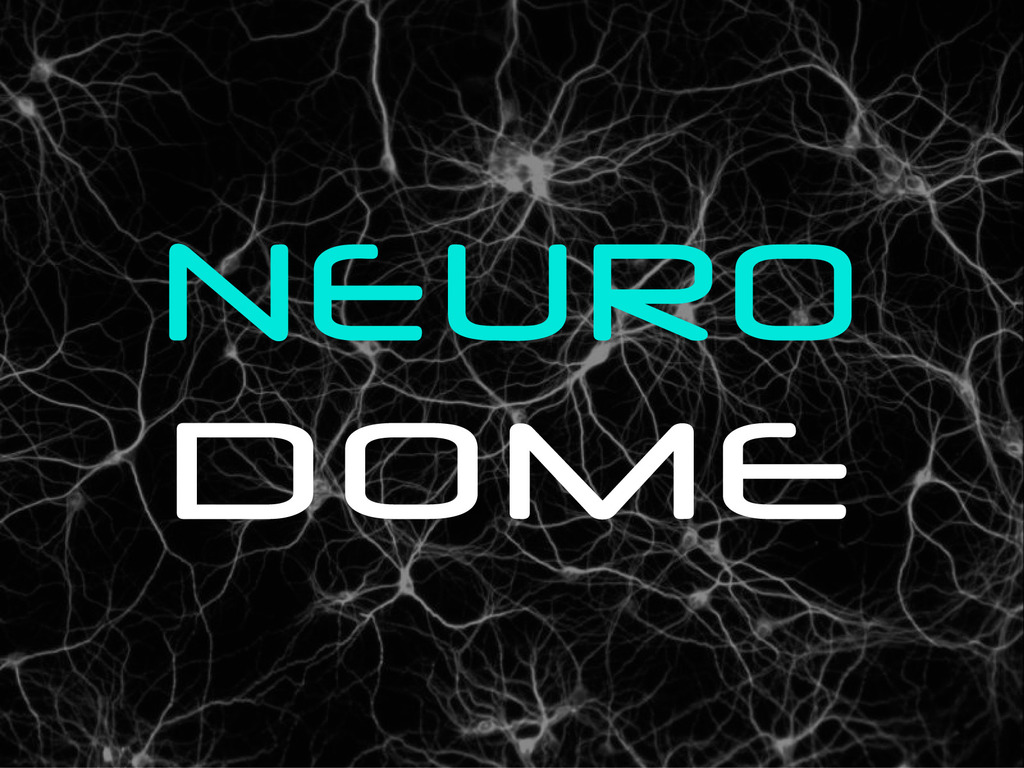 NEURODOME: A dome-format film that explores the brain's video poster