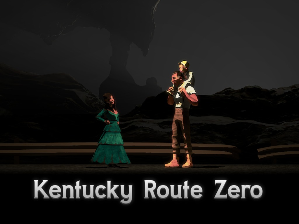 Kentucky Route Zero, a magic realist adventure game's video poster