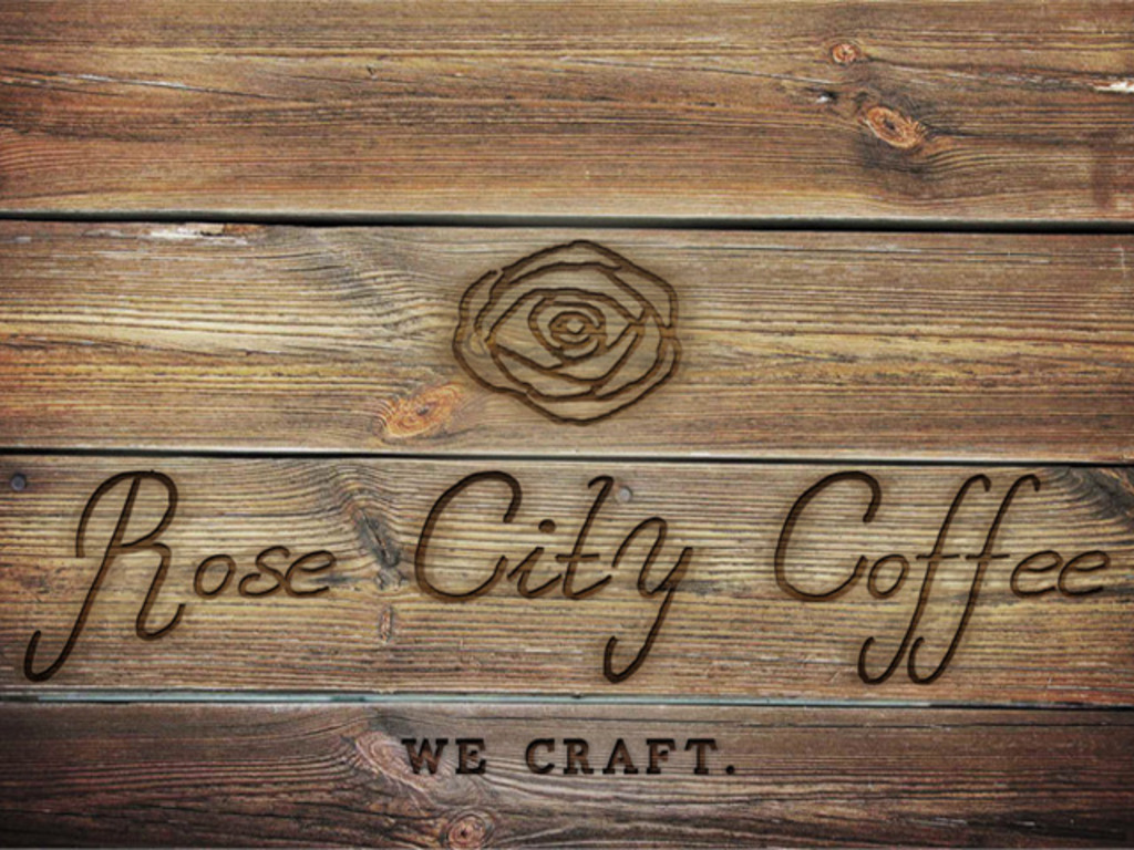 Rose City Coffee's video poster