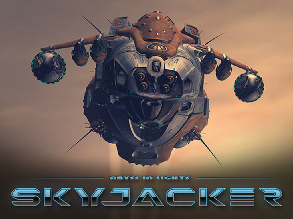 SKYJACKER's video poster
