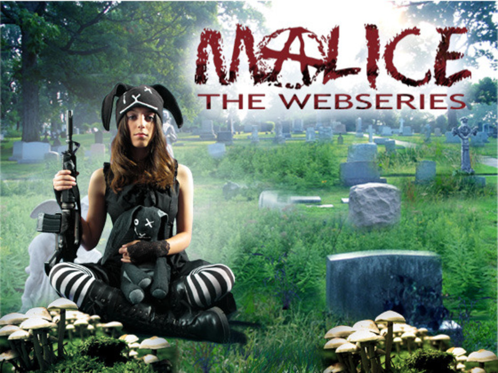 MALICE: The Webseries's video poster