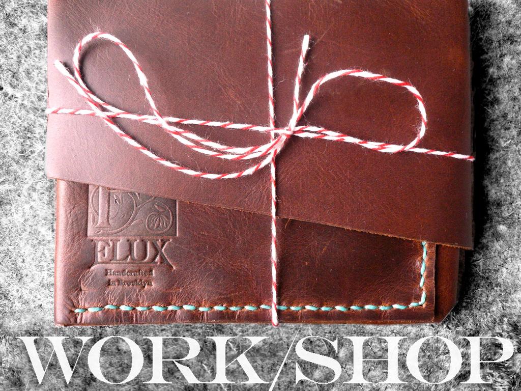 Flux Work/Shop's video poster