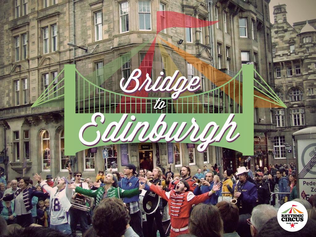 Bridge to Edinburgh's video poster