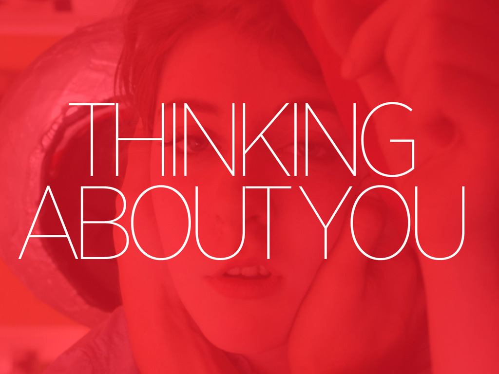 THINKING ABOUT YOU: Bringing Telepathy to a Theater Near You's video poster
