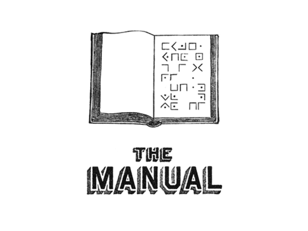 The Manual's video poster