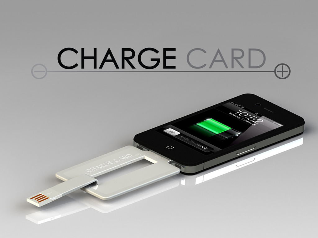 ChargeCard for iPhone and Android's video poster