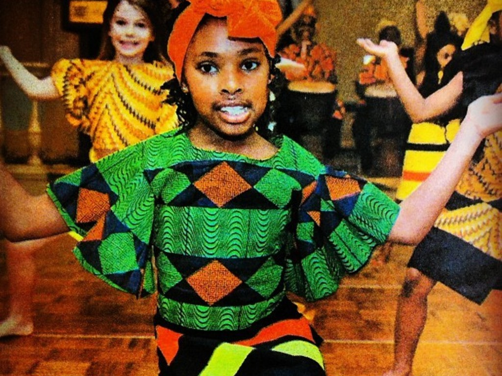 Young Audiences Dancers from LA to L.A.'s video poster