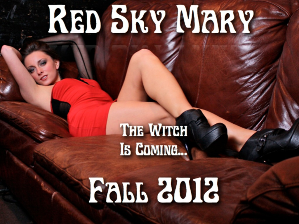 Red Sky Mary: New Record, EP and Tour!'s video poster