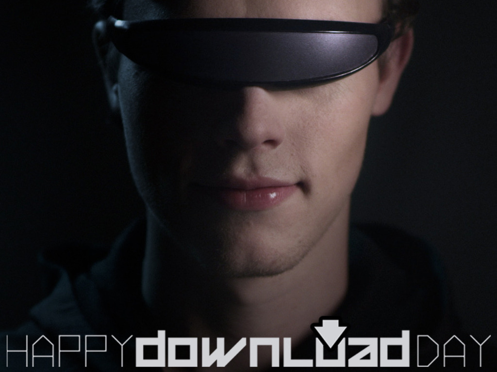 HAPPY DOWNLOADDAY (sci-fi)'s video poster