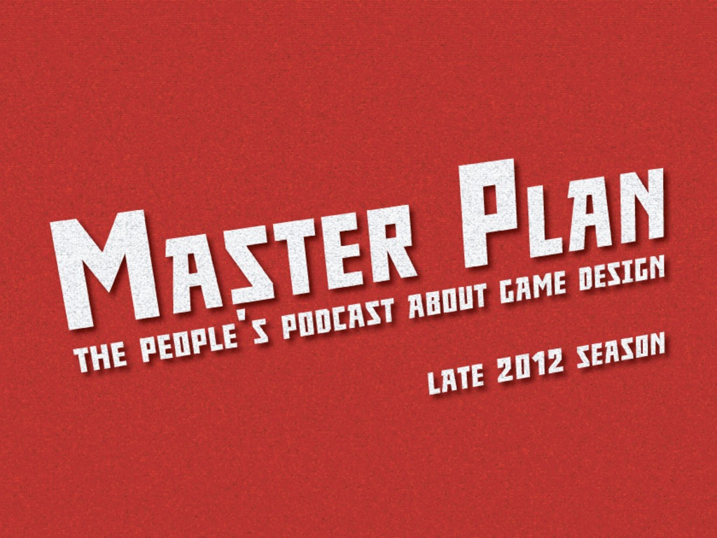 Master Plan Podcast 2012's video poster