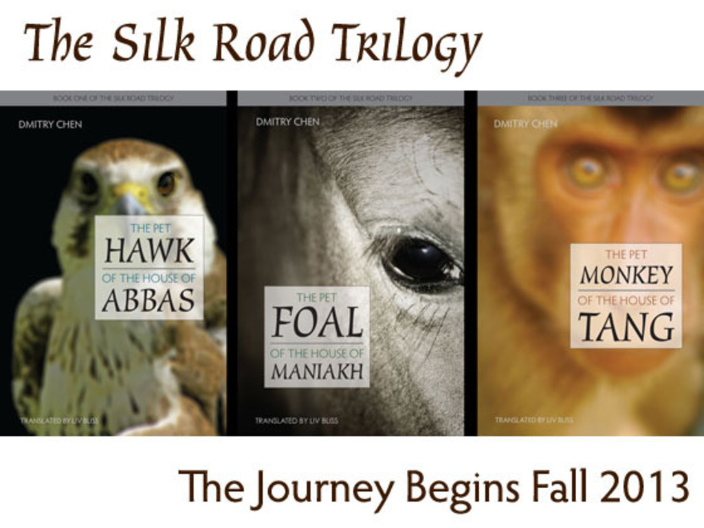The Silk Road Trilogy's video poster