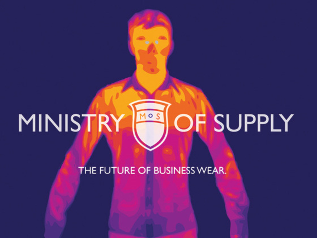 Ministry of Supply: The Future of Dress Shirts.'s video poster