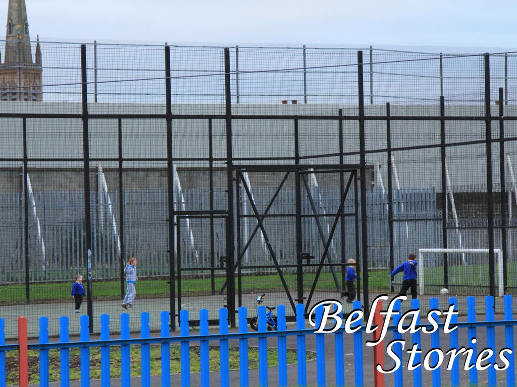 Belfast Stories - Short Documentary's video poster