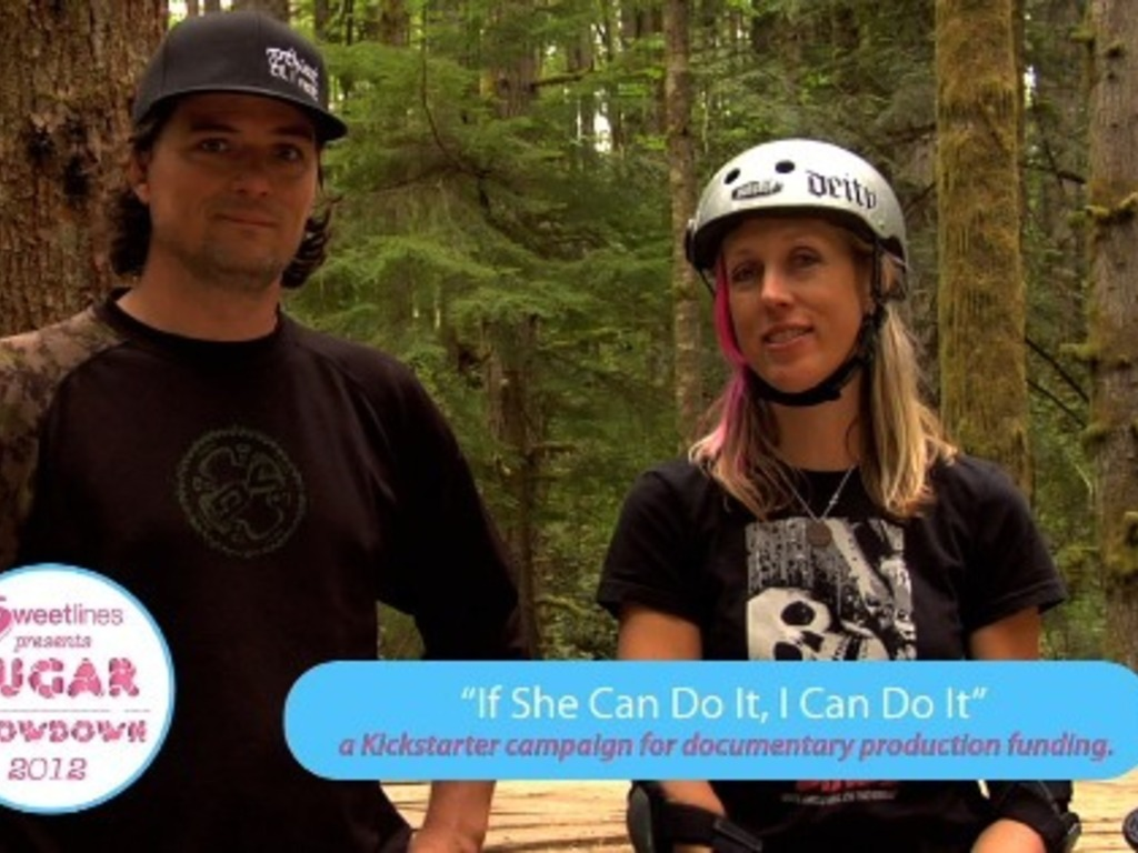 """Help Fund Documentary: """"If She Can Do It, I Can Do It""""'s video poster"""
