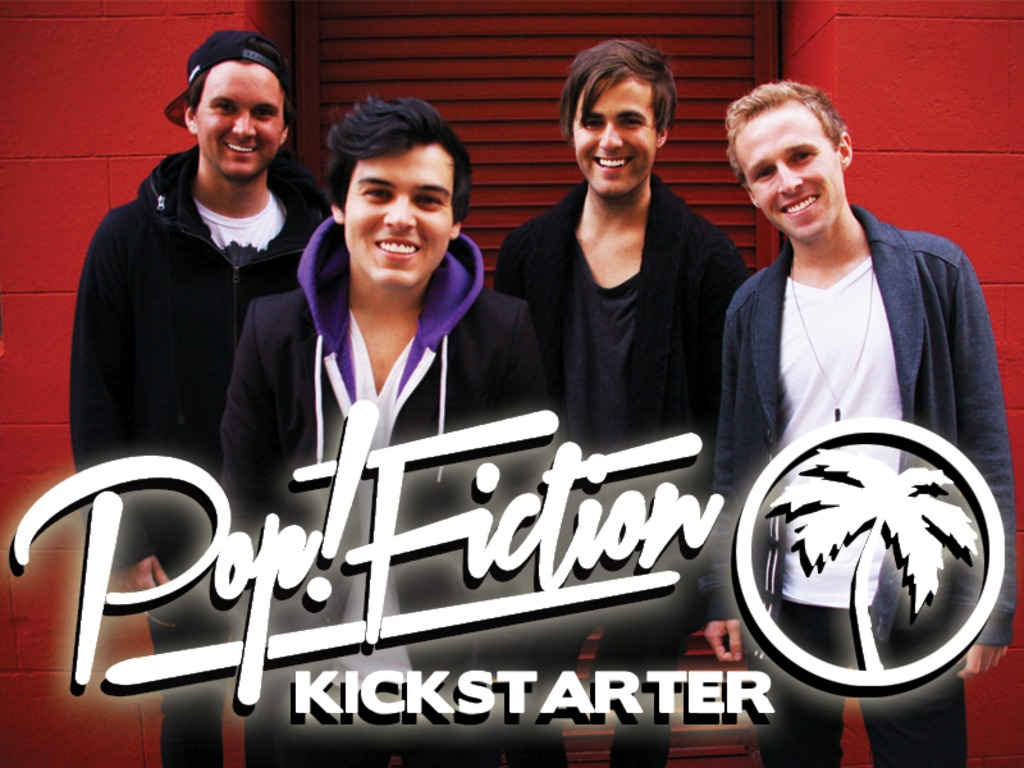 Pop! Fiction's FIRST TOUR's video poster
