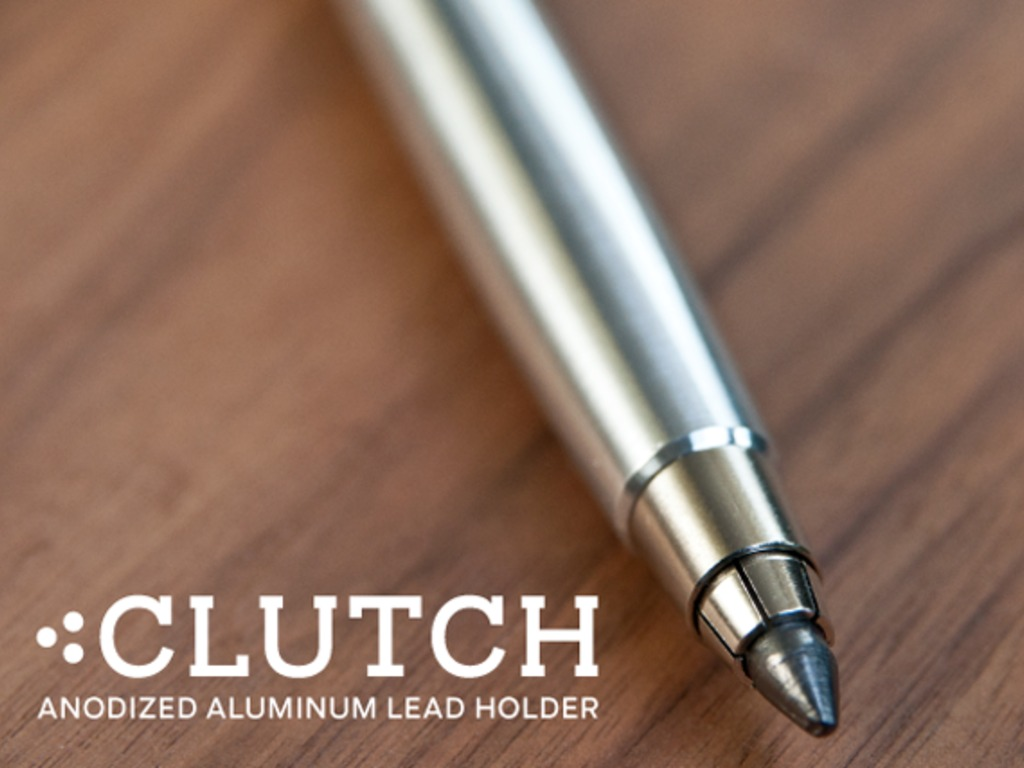 Clutch Lead Holder's video poster